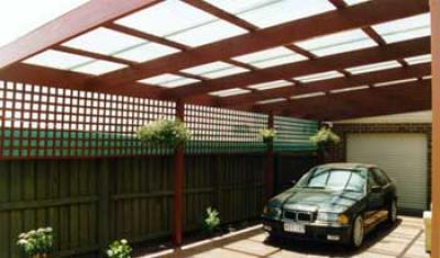 timber carport designs