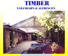 Timber Decking, Patios & Verandahs Melbourne